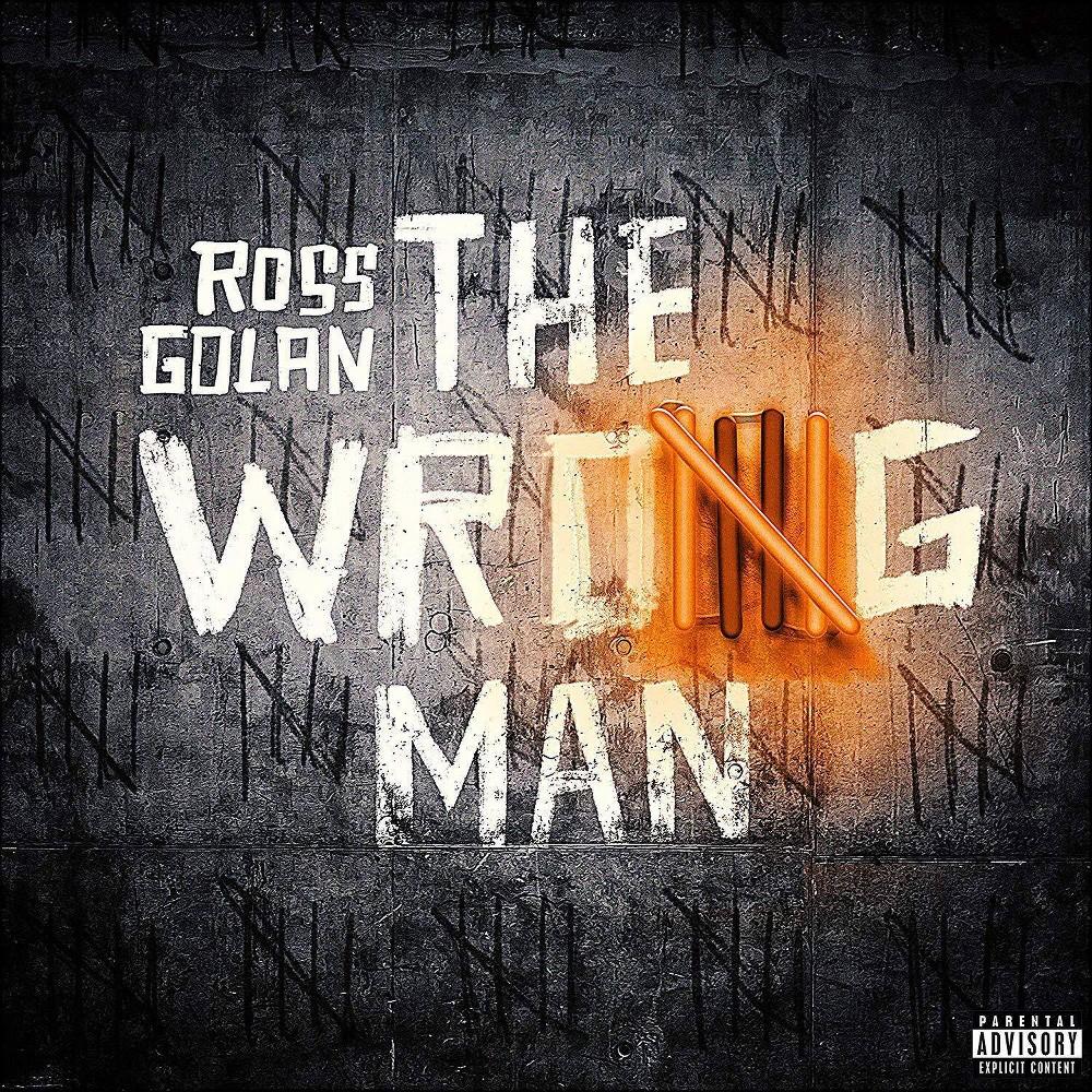 Ross Golan The Wrong Man Explicit Lyrics Cd