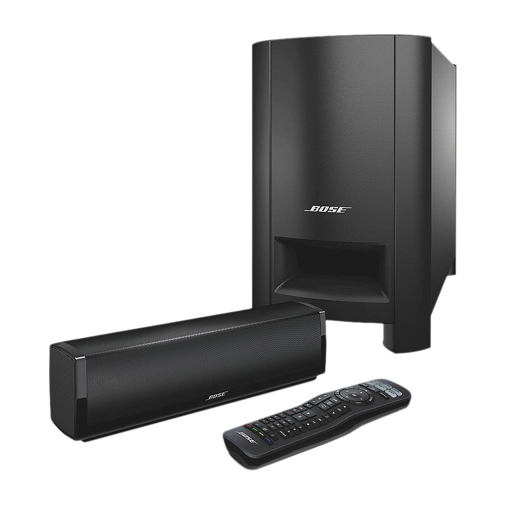 Bose Cinemate 15 Home Theater System - Black (626596-1100)