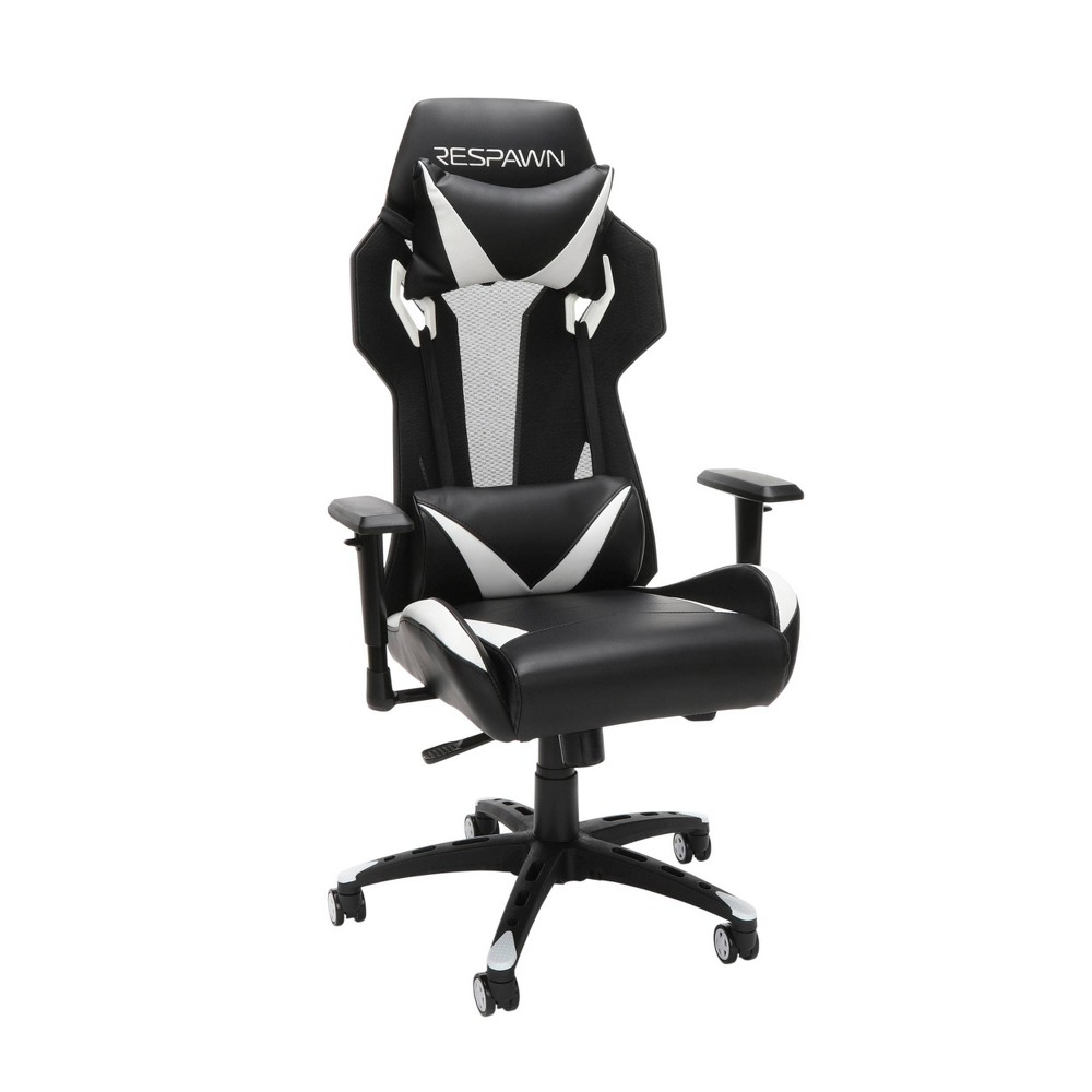 Image of 205 Racing Style Gaming Chair White - RESPAWN