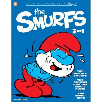 The Smurfs 3-In-1 #1 - by  Peyo (Paperback)