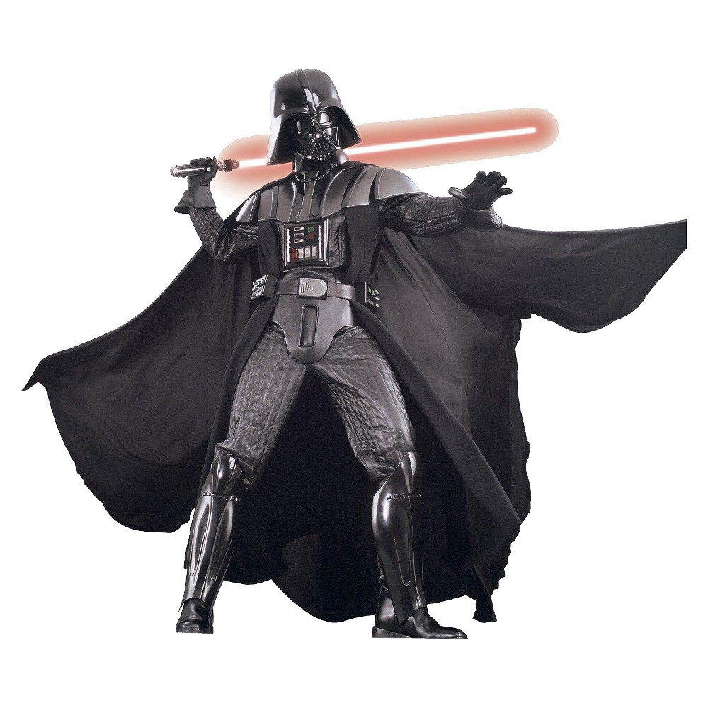 Men's Star Wars Darth Vader Collector's Supreme Edition Costume - XL, Black