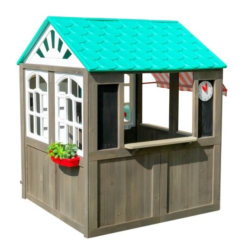 KidKraft Coastal Cottage Playhouse - image 1 of 4