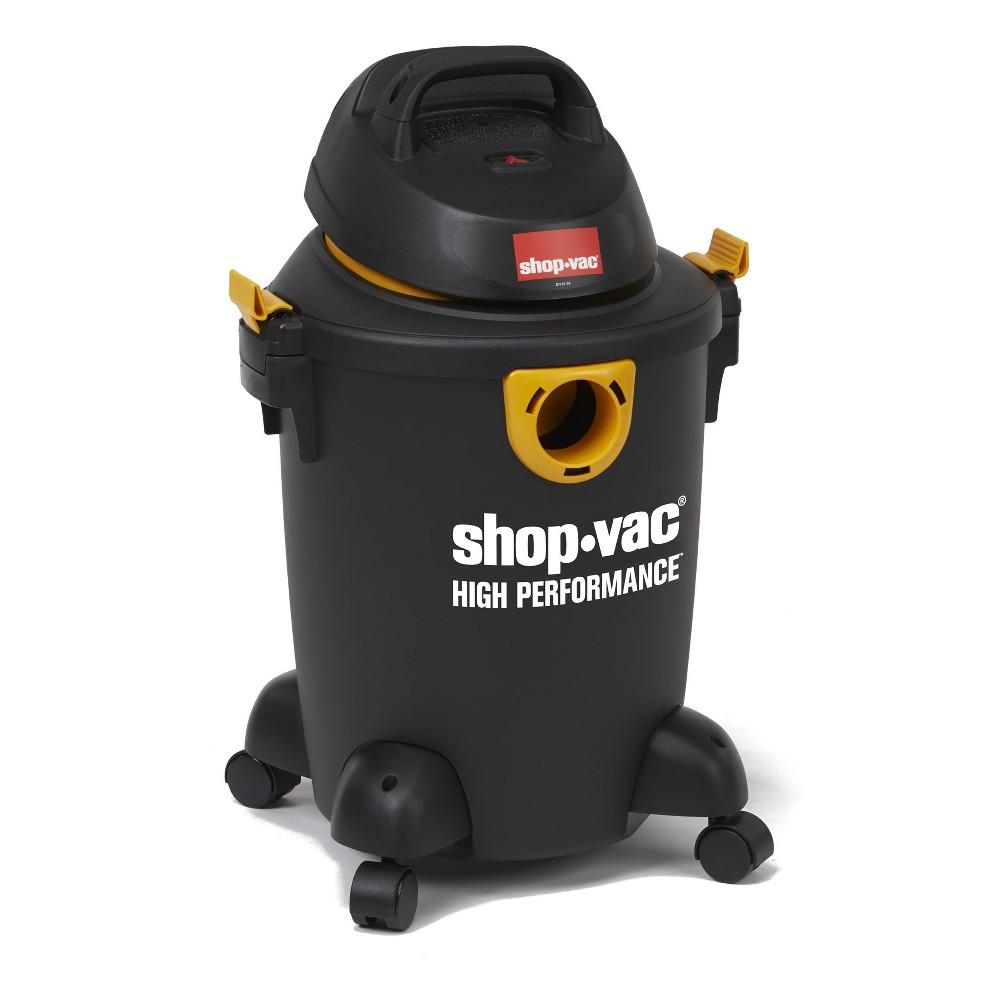 Image of Shop-Vac 6gal 3.5 Peak HP High Performance Vac - Black