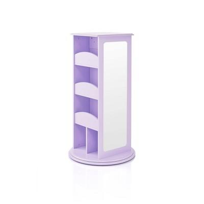 "42"" Kids' Rotating Dress Up Storage Lavender - Guidecraft"
