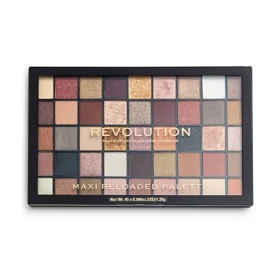 Makeup Revolution Maxi Reloaded Eyeshadow Palette - 0.5oz