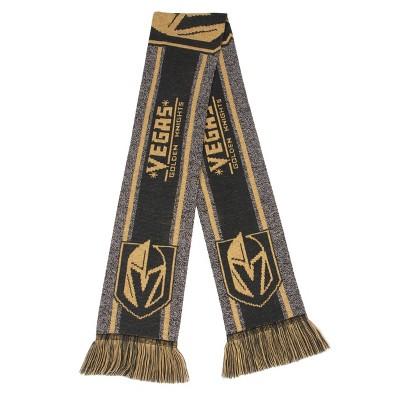 NHL Vegas Golden Knights Gray Big Logo Scarf