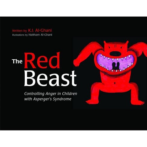 The Red Beast - (K.I. Al-Ghani Children's Colour Story Books) by  Kay Al-Ghani (Hardcover) - image 1 of 1