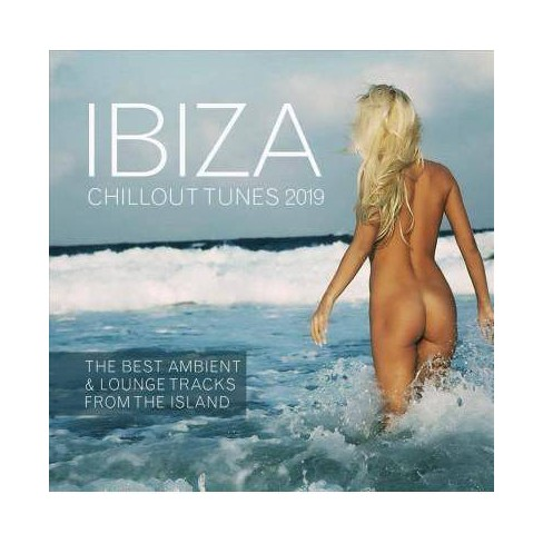 Various - Ibiza Chillout Tunes 2019 (CD) - image 1 of 1