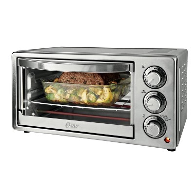 Oster Convection Toaster Oven - Silver
