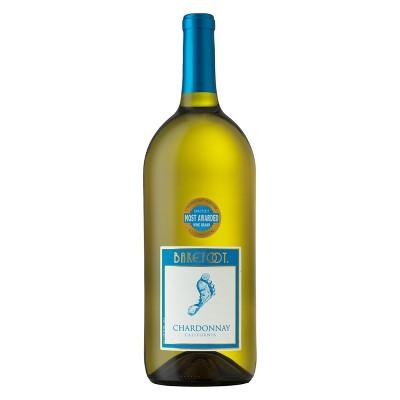 Barefoot Cellars Chardonnay White Wine - 1.5L Bottle