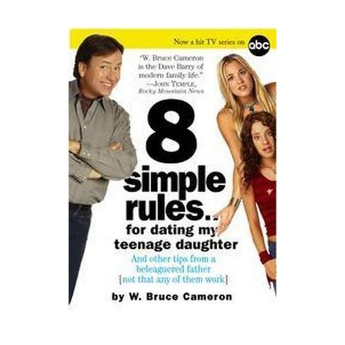 8 simple rules dating my teenage daughter