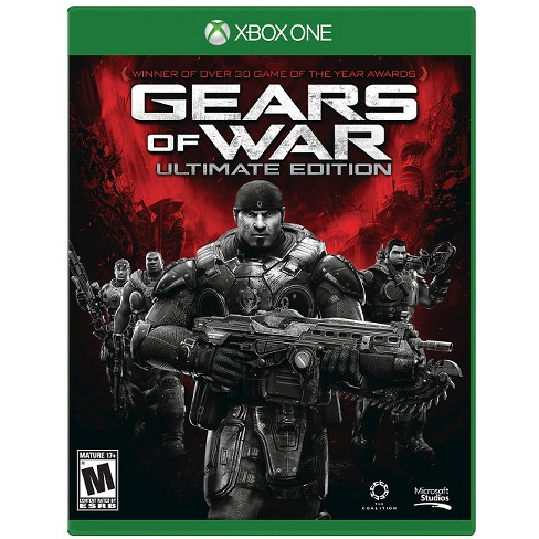 Gears of War: Ultimate Edition Xbox One - image 1 of 5