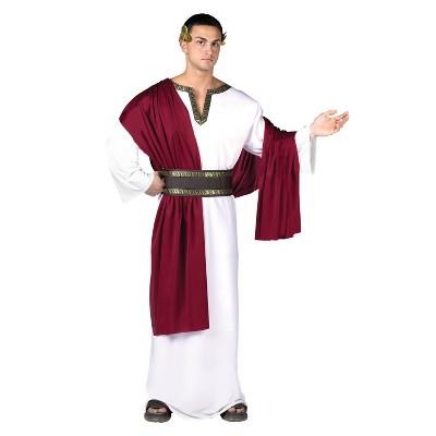 Adult Caesar Deluxe Halloween Costume One Size