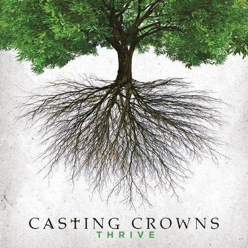 Casting Crowns - Thrive (CD) - image 1 of 1