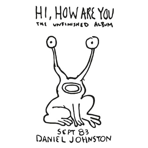 Daniel Johnston - Hi How Are You: Yip/Jump Music (Vinyl) - image 1 of 1