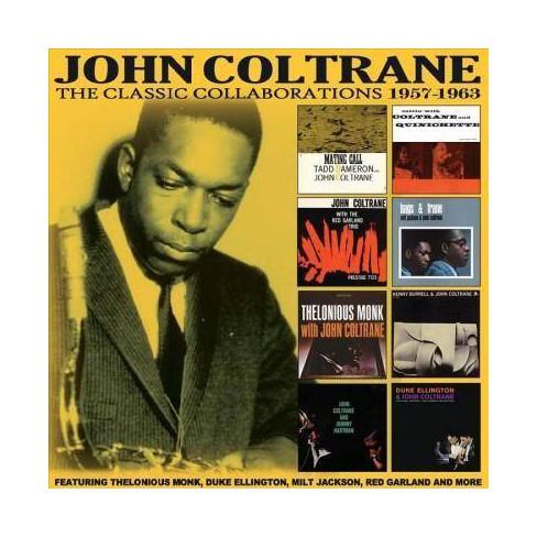 John Coltrane - Classic Collaborations: 1957-1963 (CD) - image 1 of 1