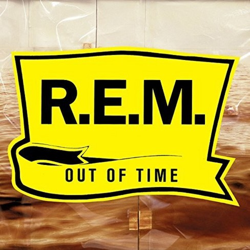 R.E.M. - Out Of Time (Vinyl) - image 1 of 1