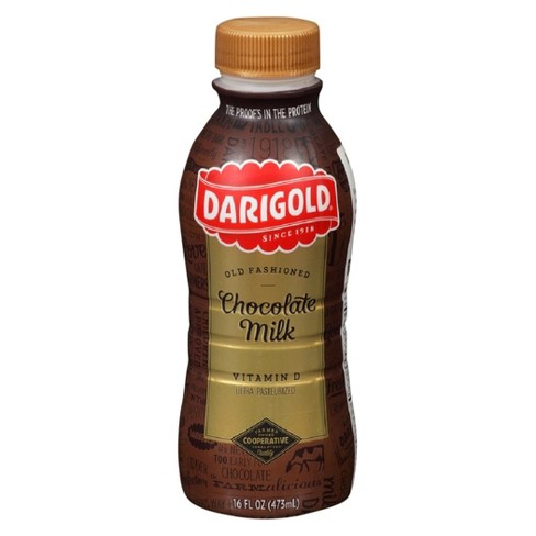 Darigold Old Fashioned Chocolate Milk - 1pt - image 1 of 1