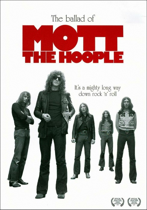 Ballad of mott the hoople (DVD) - image 1 of 1