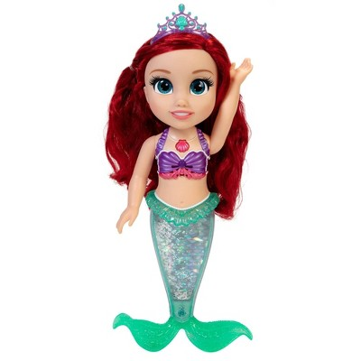 Disney Princess Sing & Sparkle Ariel Bath Doll