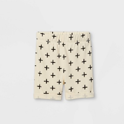 Toddler Boys' Printed Pull-On Shorts - art class™