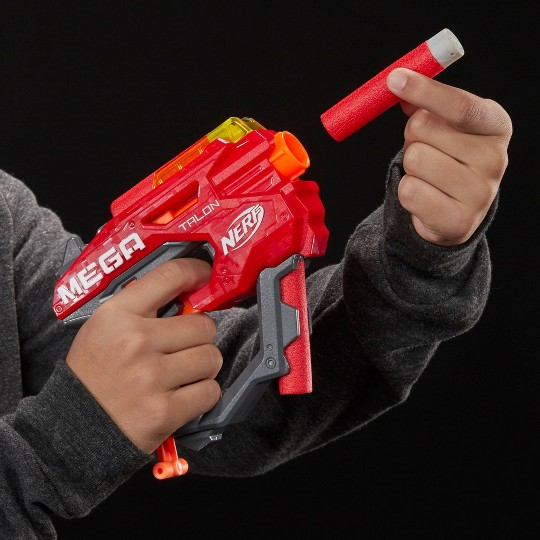 NERF Nerf Mega Talon Blaster image number null