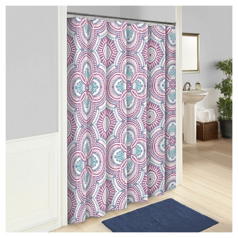 Aura Shower Curtain - Vue® - image 1 of 1