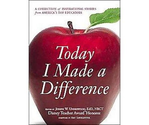 Today I Made a Difference (Paperback) - image 1 of 1