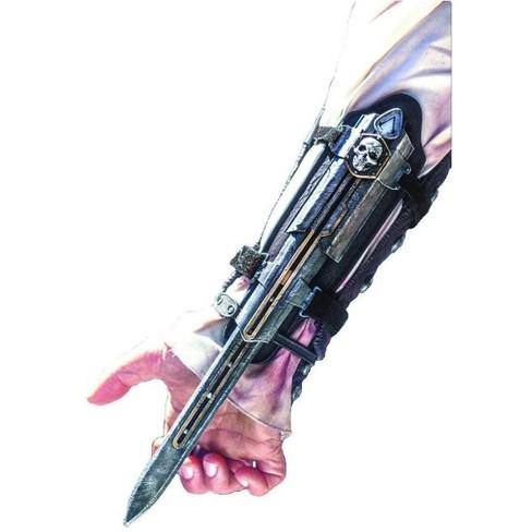 Mcfarlane Toys Assassin S Creed Hidden Blade Gauntlet Skull Buckle Target