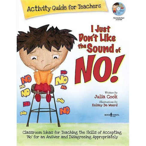 I Just Don't Like the Sound of No! - by  Julia Cook (Mixed media product) - image 1 of 1