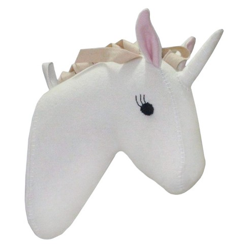Unicorn Head Wall Decor - Pillowfort™ - image 1 of 4