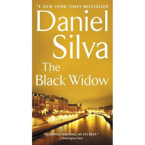 The Black Widow - (Gabriel Allon) by  Daniel Silva (Paperback) - image 1 of 1