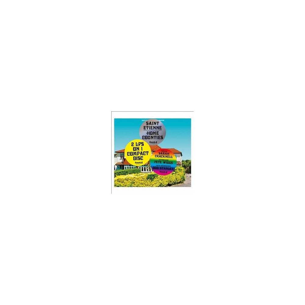 Saint Etienne - Home Counties (CD)