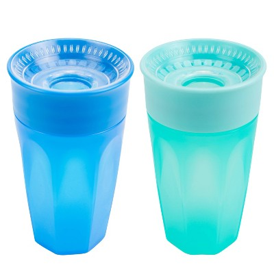 Dr. Brown's Portable Drinkware - Blue/Green