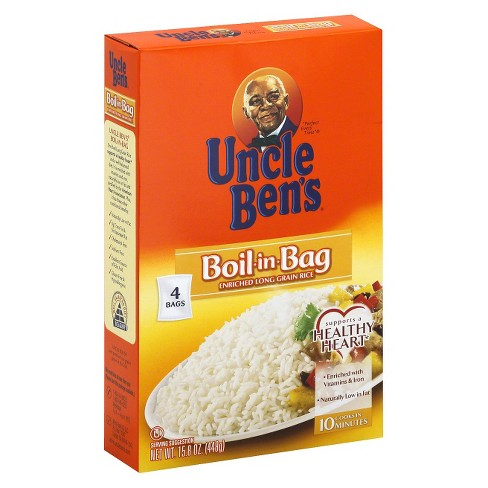 Uncle Ben's Boil-in-Bag White Rice - 15.8oz - image 1 of 1