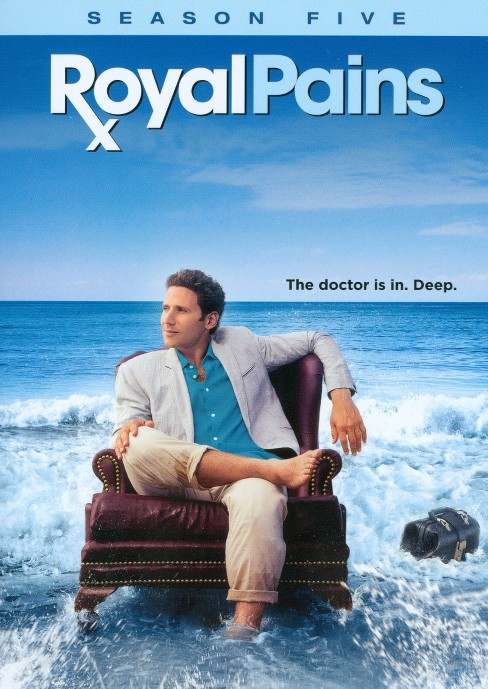 Royal Pains: Season Five (3 Discs) (dvd_video) - image 1 of 1