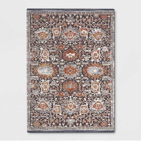 Barcelona Woven Tapestry Threshold