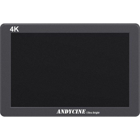 """AndyCine X7S 7"""" IPS Full HD Ultra Bright Camera Field Monitor with Rugged CNC Aluminum Housing, Supports 3G-SDI, 4K HDMI Input/Output - image 1 of 4"""