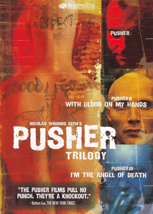 Pusher Trilogy (DVD) - image 1 of 1