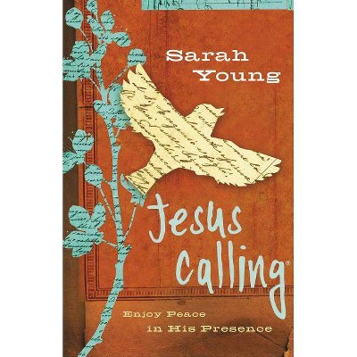 Jesus Calling (Teen Cover) - by  Sarah Young (Hardcover)