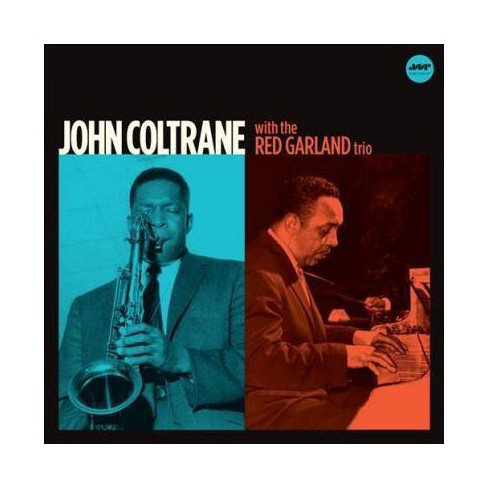 John Coltrane - With the Red Garland Trio (Vinyl) - image 1 of 1