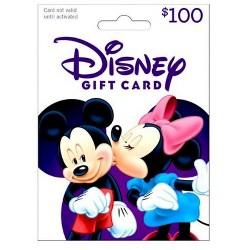 Disney Gift Card $100