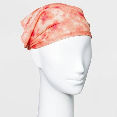 Tie-Dye Headscarf - Wild Fable™ Orange