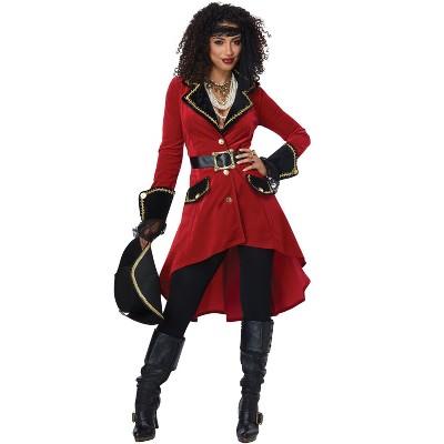 California Costumes High Seas Heroine Adult Costume