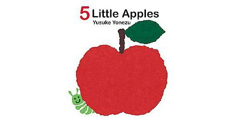 5 Little Apples (Hardcover) - image 1 of 1