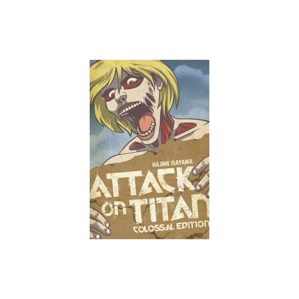 Attack on Titan 2 : Colossal Edition (Paperback) (Hajime Isayama)