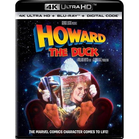 Howard The Duck (4K/UHD)(2021) - image 1 of 1