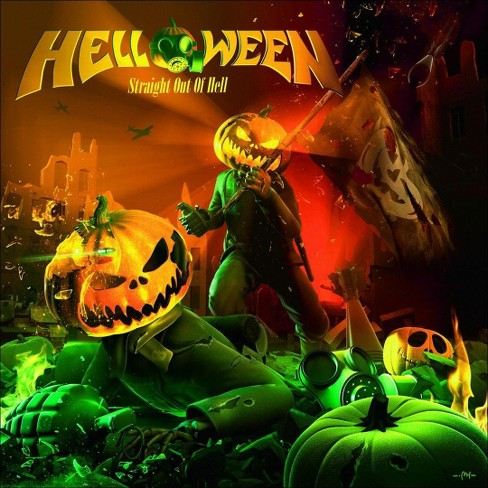 Helloween - Straight out of hell:Premium edition (CD) - image 1 of 1
