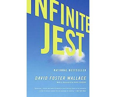 Infinite Jest : A Novel (Anniversary) (Paperback) (David Foster Wallace) - image 1 of 1