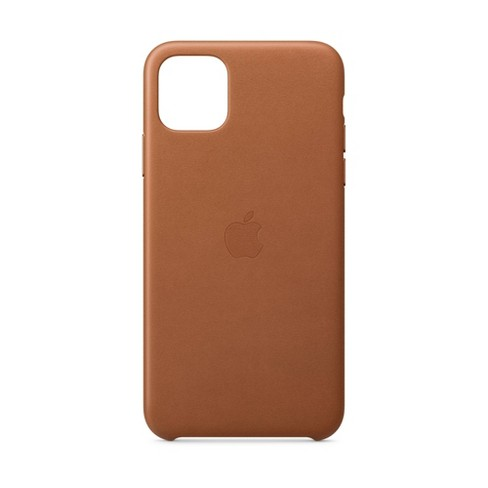 Apple iPhone 11 Pro Max Leather Case - image 1 of 3